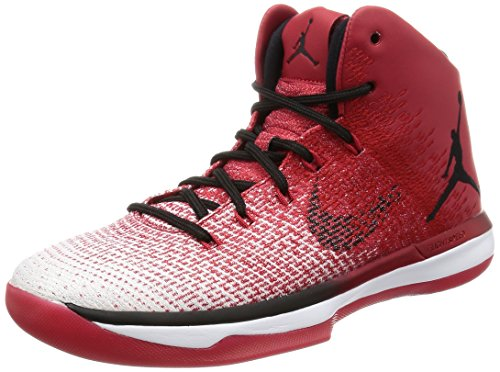 Nike Herren 845037-600 Basketball Turnschuhe, 44.5 EU