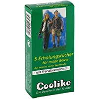 COOLIKE Erholungstuch.f.müde Beine m.FBW 5 Stück preisvergleich bei billige-tabletten.eu