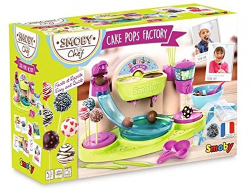 Smoby 312103 - Cake Pop Bäckerei -