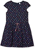 ESPRIT KIDS Mädchen Kleid, Blau (Navy 490), (104+)