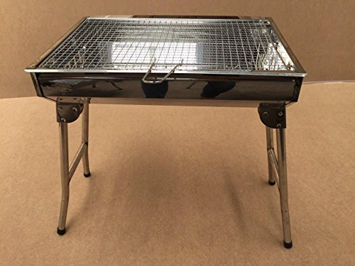 Holzkohle Grill Outdoor Grill Edelstahl Barbecue Pits Home Grill Portable Grill