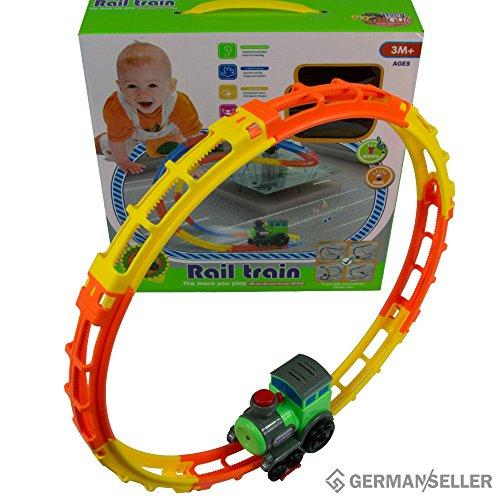 Zug Set Baby Rail Train 8838