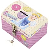 Princesas Disney - Joyero/hucha (Kids Euroswan WD92035B)