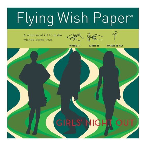 Preisvergleich Produktbild Flying Wish Paper Golden Om