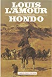 Book cover for Hondo