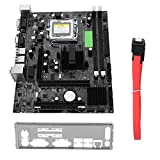 Tangxi Placa Base de computadora Escritorio,Placa Base DDR3 para Intel G41,LGA 775,DDR3 1066 / 1333MHz,Audio de 6 Canales,Interfaz PCI-E X16 / USB 2.0 / SATA 2.0 / RJ45 / PS / 2 / PCI/VGA
