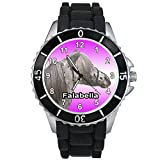 TIMESt se0864cc–Schwarz–Uhr, Silikon-Armband Schwarz