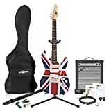 Pack Complet Guitare LA édition spéciale 35W par Gear4music Union Jack