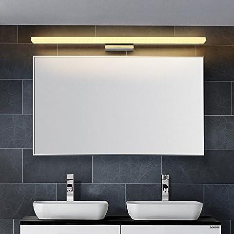 FEI&S stile moderno piccola lampada da parete lampada da parete creativa al posto letto balcone bagno scale luci luci Specchio specchio da parete lampada frontale #8A