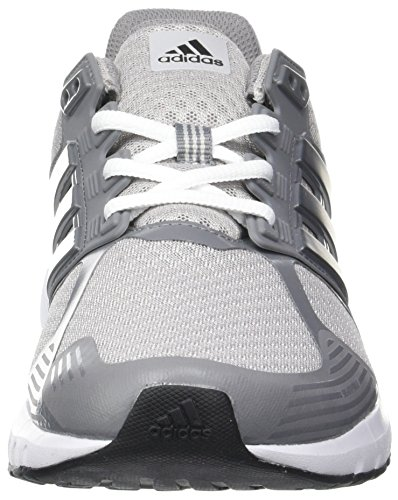 8 Scarpe night Grey Uomo Duramo Grigio grey Corsa Two Metallic Three adidas da B6A5F
