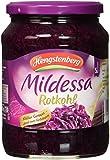 Produkt-Bild: Mildessa Rotkohl 680 ml Glas