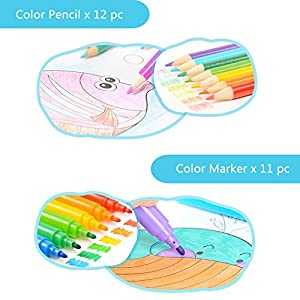 51nn5WdbGrL. SS300  - LIVEHITOP-109-PCS-Artstico-Set-de-Pintura-y-Dibujo-Profesional-Caso-Kit-Colores-Lpices-Acuarela-Rotuladores-Oleo-Pastel-Regalo-para-Nios-Estudiante-Adulto