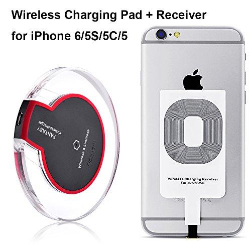Caricabatterie Wireless QI - Caricatore Qi...