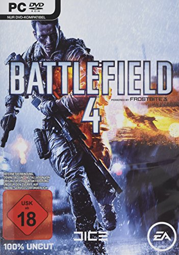 Battlefield 4 (Pc-battlefield 4)