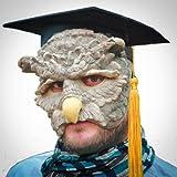 Maschera animale professore che Prof. Dr. schleierohr Orrore Maschera, pronto da indossare.