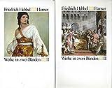 Werke in zwei Bänden Hrsg. von Gerhard Fricke - Friedrich HEBBEL