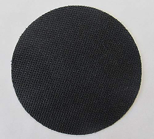Klett-Ersatz für Schleifteller selbstklebend Ø 55mm - 200mm zum reparieren von Polierteller Schleifteller Stützteller (Durchmesser Ø 115mm) -
