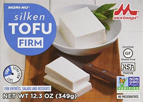 Mori-Un Tofu Silken - 8 Paquetes de 349 gr - Total: 2792 gr