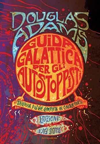Guida galattica per autostoppisti - Niente panico: Edizione speciale con il saggio di Neil Gaiman di [Adams, Douglas, Gaiman, Neil]