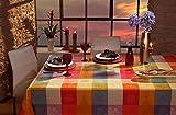 friedola Wachstuchtischdecke Brillant Country Home (100x140cm)