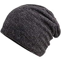 HHL Sombrero De Punto, Gorros De Mujer, Invierno Manténgase Abrigado, Aire Libre Transpirable, Un Tamaño Y Más Colores (Color : Brown)