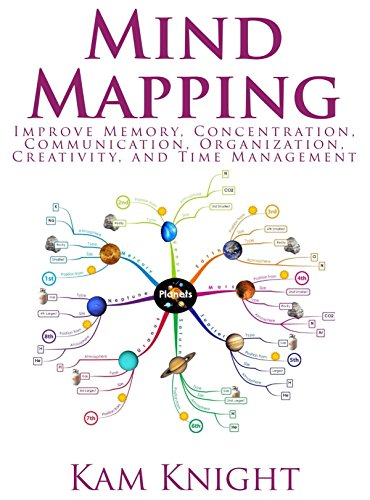 Mind Mapping: Improve Memory, Concentration, Communication, Organization, Creativity, and Time Management (English Edition)