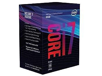 Intel Core i7 8700 Soket 1151 - 8. Nesil 3.2GHz 12MB Önbellek 14nm İşlemci