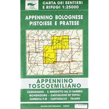 Appennino Bolognese, Pistoiese E Pratese
