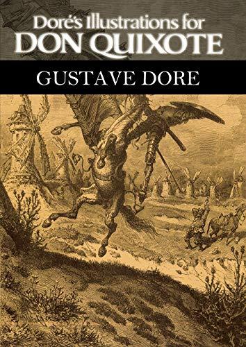 Dore's Illustrations for Don Quixote por Gustave Dore