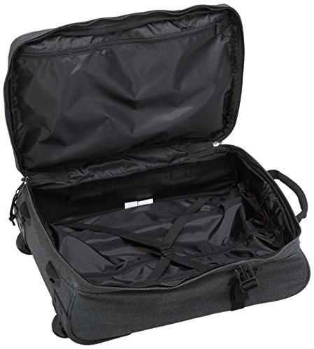 Eastpak Koffer TRANVERZ XS, 28.5 liter, 48 x 32 x 20 cm, Double Denim (Vorgängermodell) Black Denim
