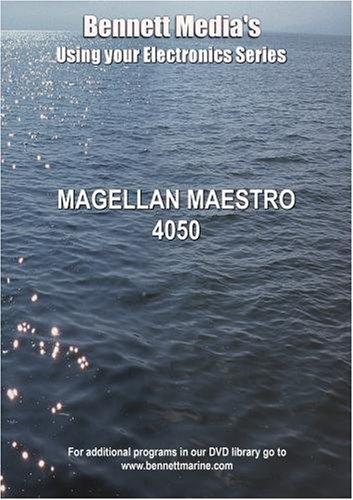 MAGELLAN MAESTRO 4050 4050 Gps