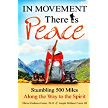 In Movement There Is Peace: Stumbling 500 Miles Along the Way to the Spirit (English Edition)