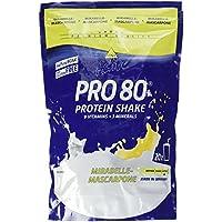 Inkospor ACTIVE Pro 80 Shake protéiné Définition Tonification et Perte de Poids Mirabelle-Mascarpone sachets 500g
