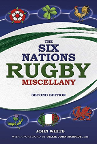 The Six Nations Rugby Miscellany by John D. T. White (12-Sep-2013) Hardcover par John D. T. White