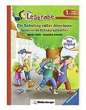 Ein Schultag voller Abenteuer: Spannende Schulgeschichten (Leserabe mit Mildenberger Silbenmethode)