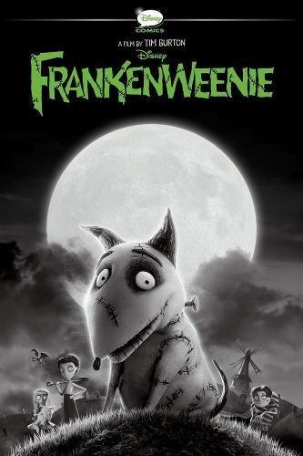 Frankenweenie: A Graphic Novel por Alessandro Ferrari