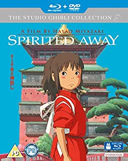 Spirited Away [Blu-ray + DVD] (B00M482XCY) | Amazon Products