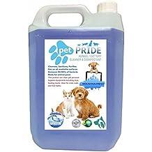 Pet Pride – de la perrera desinfectante/limpiador 5L a 25L Criaderos /perreras/
