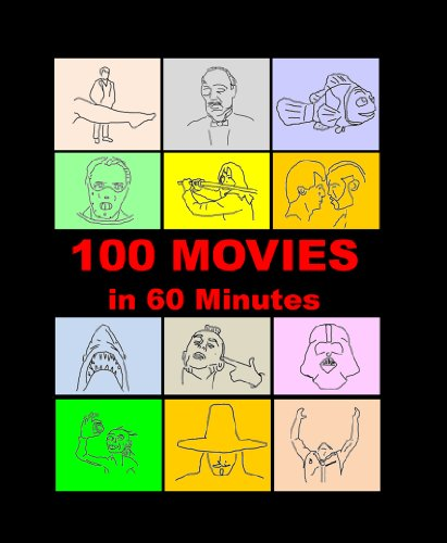 Coffee Table Books Coole (100 Movies in 60 Minutes (Digital Coffee Table Books) (English Edition))