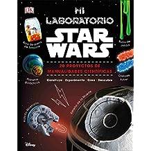 Mi Laboratorio Star Wars: 20 Proyectos de Manualidades Científicas