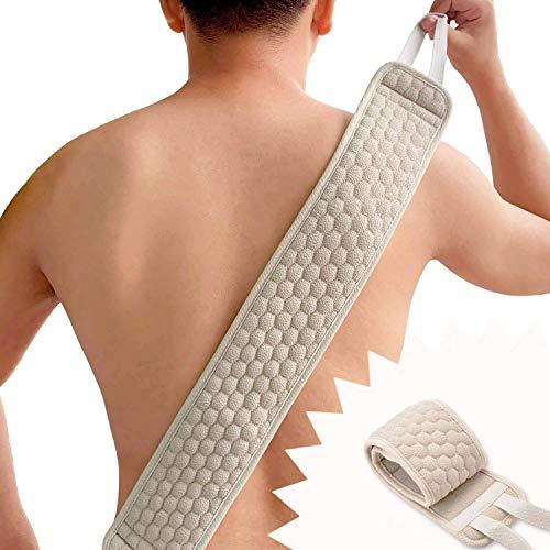 Esponja exfoliante espalda