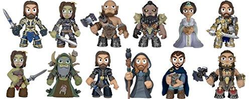 World of Warcraft Mystery Minis pantalla, juego de 12 2