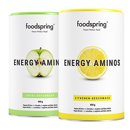foodspring Energy Aminos - 8
