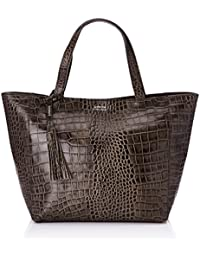 Loxwood Parisien Mm Croco Print, Cabas