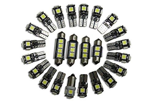 LED-Mafia® - 11 LED - Innenraumbeleuchtung Set - weiß - 1675BBD