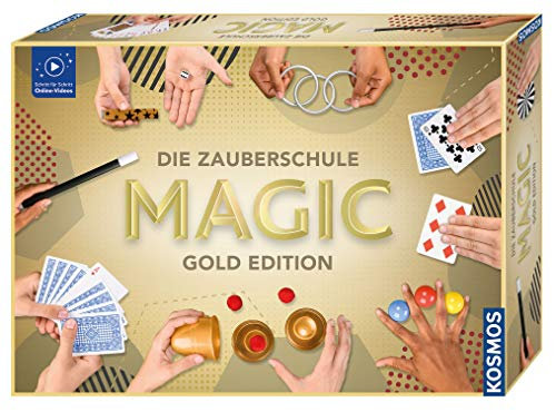 Kosmos Zauberschule Magic Gold
