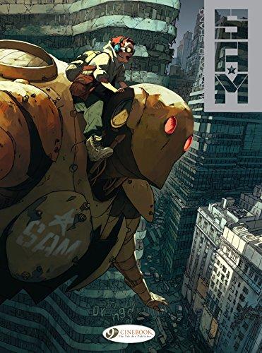SAM - Tome 2 - Robot Hunters par Richard Marazano