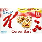 Bars Special K de Kellogg Red Berry (de 5x23g) - Paquet de 2