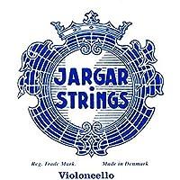 CUERDAS VIOLONCELLO - Jargar (Azul) (Cromo) 1ª Medium Cello 4/4