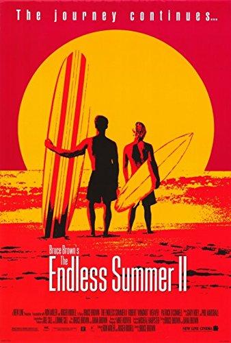 The Endless Summer 2 Poster Drucken (68,58 x 101,60 cm) (Endless Summer Drucken)